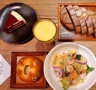 咖麦乐食集东南亚餐厅实物