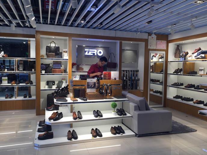 零度鞋实体店