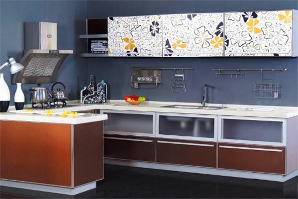 弘丽厨柜现代