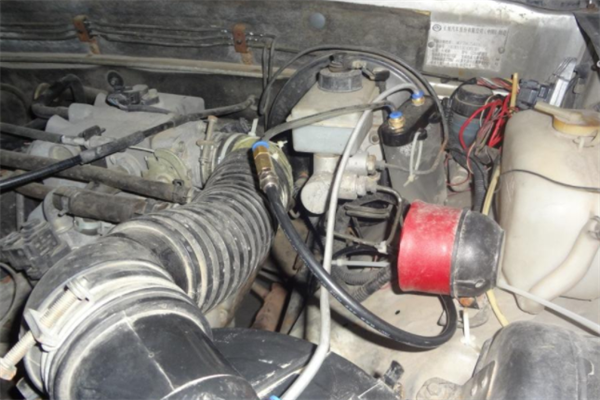 奥奔跑节油器内部