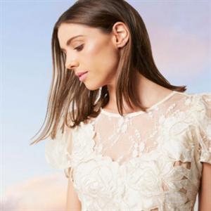 天后国际女装网纱