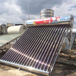 九福星太陽能熱水器太陽