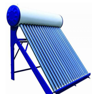九福星太陽能熱水器藍色