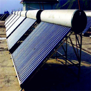 九福星太陽能熱水器環保
