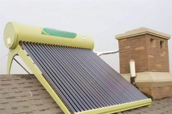 九福星太陽能熱水器能源