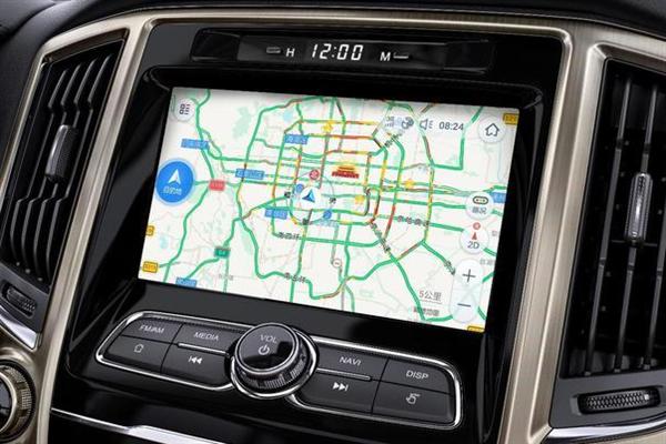 飓驰汽车导航地图