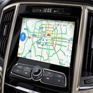超前护航汽车导航地图