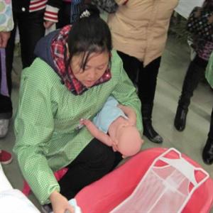 培乐汇家政婴儿护理