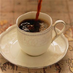 樂豪思咖啡招牌