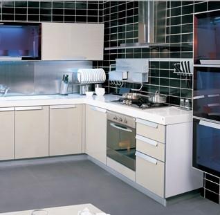 百意厨厨柜款式