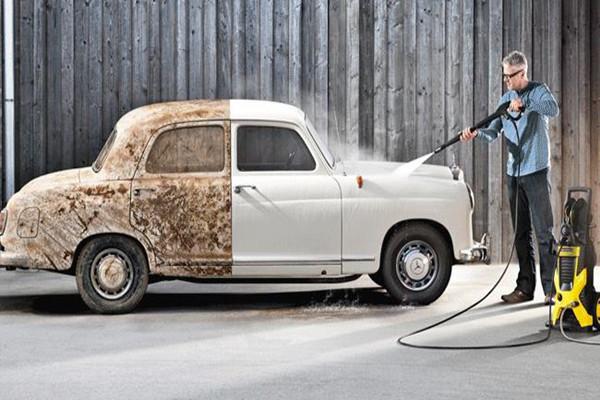 百达通洗车干净