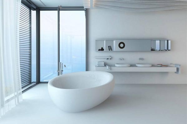 早上好智能卫浴样式
