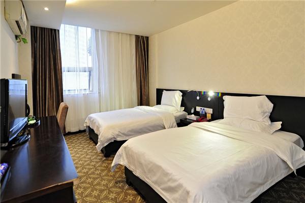 尚捷酒店客房