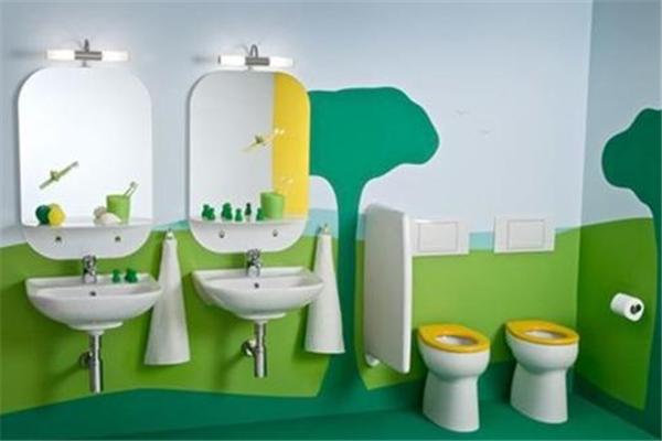娃享儿童卫浴镜子