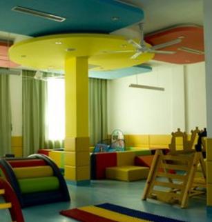 京娃娃學校設施