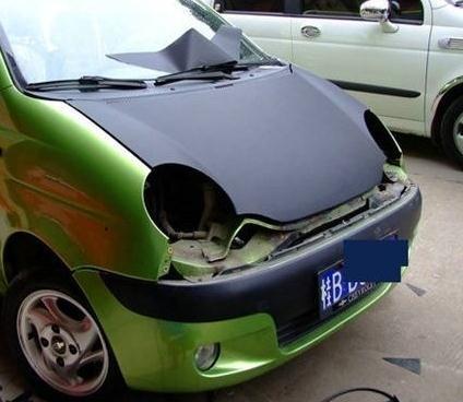 綠天使汽車服務車