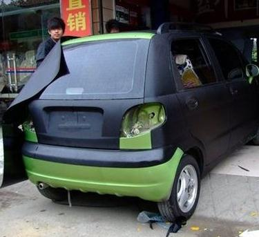 綠天使汽車服務特色