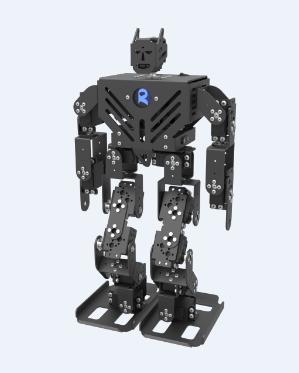 机械公民机器人教育实物