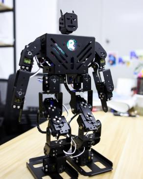 机械公民机器人教育细节