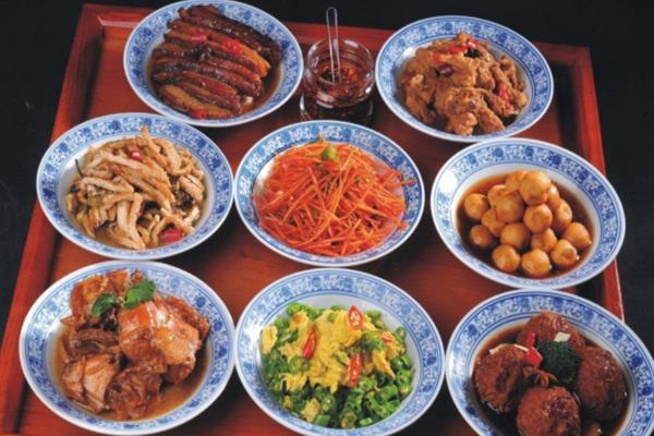 客家八大碗扣肉