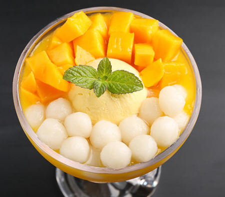 甜思思甜品芒果