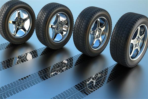 九通輪胎展示