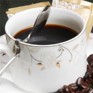 黑脸咖啡爽滑