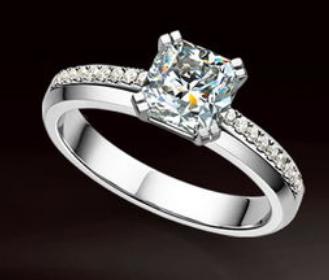 龍鳯祥珠宝戒指