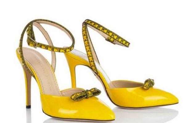 领头羊女鞋时尚高跟鞋
