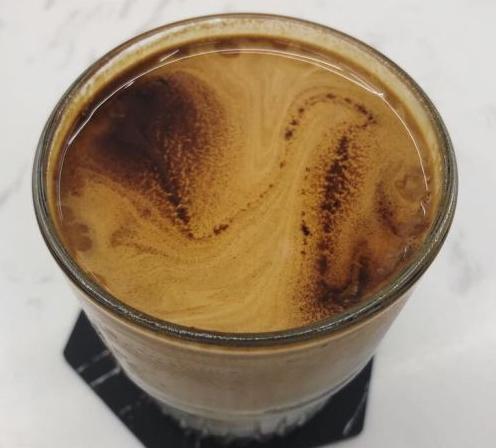 麻雀咖啡爽滑