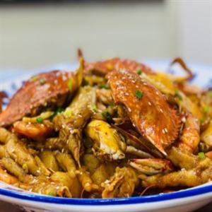 利华煲店螃蟹