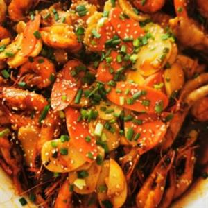 利华煲店土豆片