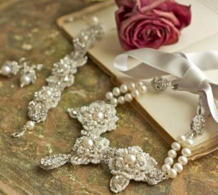 貝蒂芬首飾珍珠