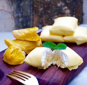潘斯里榴蓮甜品奶油