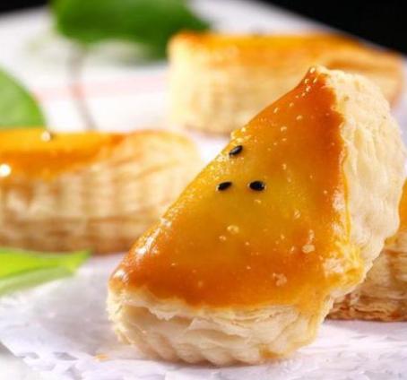 潘斯里榴蓮甜品酥脆
