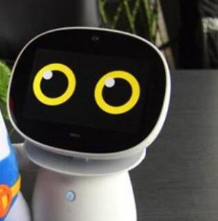 馬識圖兒童教育機器人可愛