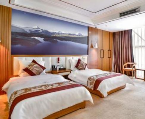 聚緣酒店環境