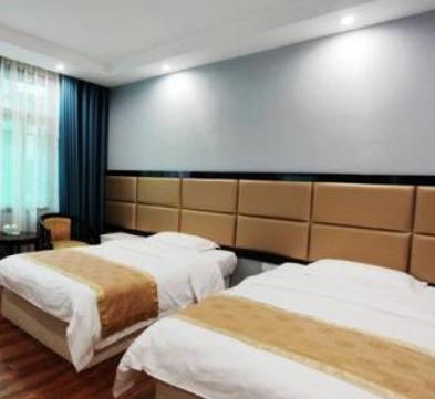 麗豪國際酒店床