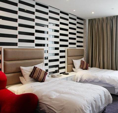 麗豪國際酒店房間