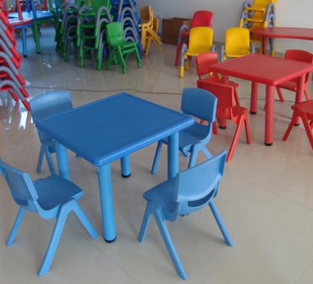 晨光雙語幼兒園藍色