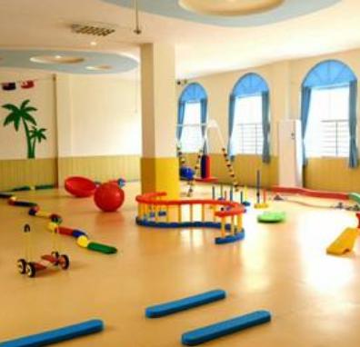 晨光雙語幼兒園教室