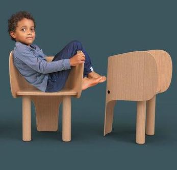 松果兒童家具椅子