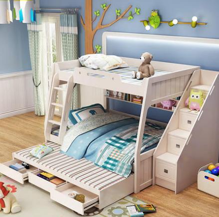 松果兒童家具上下床