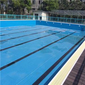 康達基業游泳池設備學習