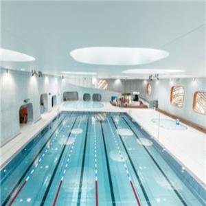 康達基業游泳池設備新鮮