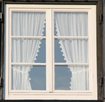 博新木窗白色