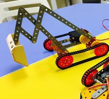 比特創客機器人教育教具