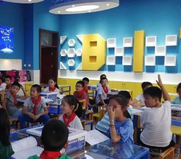 比特創客機器人教育課堂