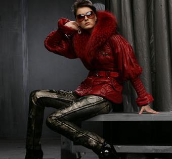古歐女裝外套