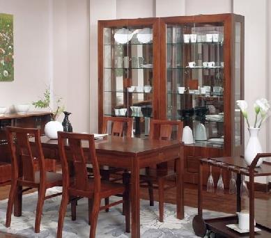竹曰馨整體家具餐桌